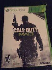 Call of Duty Modern Warfare 3 Microsoft Xbox 360 COD MW3