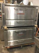 Oven Pizza Gas Blodgett 2 Decks Model 966