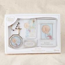 Precious Moments 6 piece First Communion Set for  Boys