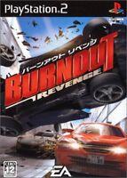 PS2 Burnout Revenge PlayStation 2 Japan F/S
