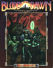 BLOOD DAWN THE PROPHECY ODS 3000 Signed by Author #80 Blooddawn