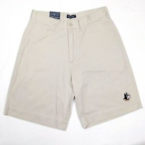 Page And Tuttle Vintage Wash Classic Chino Shorts 32 ~AA