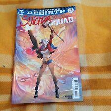 Suicide Squad Issue #20 DC Universe Rebirth 2017 - Brand New