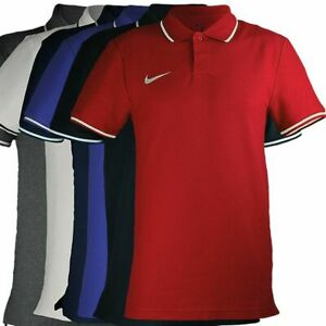 Nike Club 19 Polo Herren Poloshirt T-Shirt Trainingsshirt Freizeit Swoosh