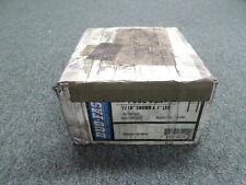 "Box of 16080 Duo-Fast 7632CGR 0018440 7/16"" Crown x 1"" Leg Galvanized Staples"