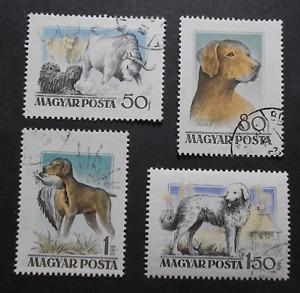 Hungary 1956 Dogs Used