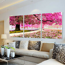 Abstract Art Huge Print Oil Painting Wall Decor Canvas (No Frame) P018