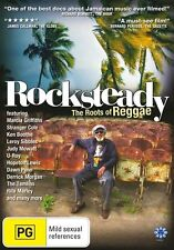 Rock Steady The Roots of Reggae - Doco of Jamacian Music - DVD - Free Postage