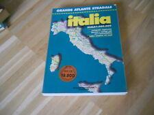 ITALIA - GRANDE ATLANTE - ISTITUTO GEOGRAFICO DE AGOSTINI 1997