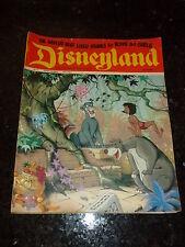DISNEYLAND Comic - No 9 - Date 1971 - UK Paper comic