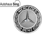 Original Mercedes-Benz Radnabenabdeckung A17140001259040 Radnabendeckel schwarz
