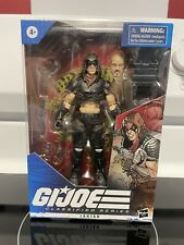 "GI Joe Classified Series Zartan Hasbro 6"" Inch 2021"