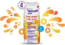 91 Neocate Splash Orange Pineapple 3 Cases Juice Box hypoallergenic drink