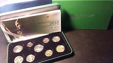 Ireland 2016 Proof Euro 9-Coin Set #01174