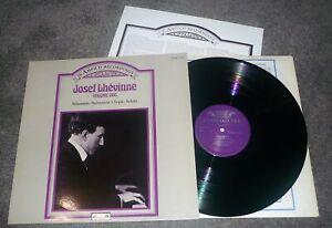 414 097-1 - JOSEF LHEVINNE - THE AMPICO RECORDINGS - VOLUME ONE