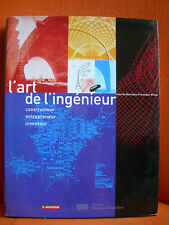 LIVREEXPOSITION 1997 ART DE L'INGENIEUR – PICON ARCHITECTURE OUVRAGE REFERENCE