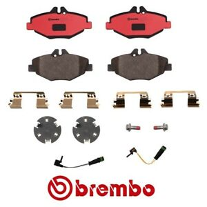 For Mercedes W211 E320 E350 Front Disc Brake Pads with Sensor Brembo P50049N