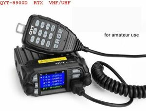QYT KT-8900D Ricetrasmettitore Veicolare Dual Band/ QUAD standby VHF/UHF 550001