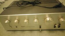 TEAC AS-M30 Stereo Amplifier High End 90 Watts Vintage Japan