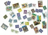 Ireland postage stamps x 41, off paper, used (Batch 2)