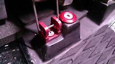FRI Billet Jetski Hull Strap Anchor Hooks - Yamaha Superjet, Rickter