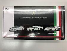 Kyosho 1/64 Lamborghini Vol.3 A Centenario Aventador SV Coupe Veneno Roadster