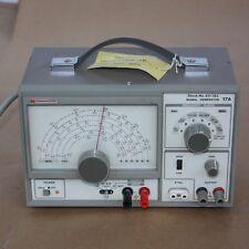 RS Components Ltd Signal Generator 17A 611-133