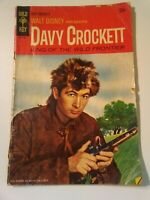 Walt Disney presents Davy Crockett 1955 Gold Key