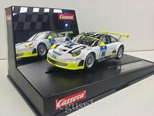 Slot car Scalextric Carrera Evolution 27543 Porsche 911 GT3 RSR Manthey Racing