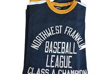 T-shirt uomo  Franklin & Marshall - M.L. - Mis. L - Col. Blu