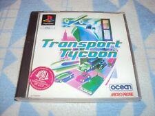 Transport Tycoon  PLAYSTATION 1 Kompett