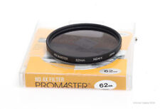 Promaster 62mm ND4 4x Neutral Density Filter (1220a-8)
