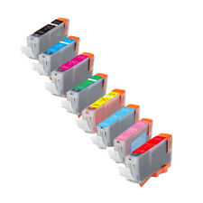 48 PK Ink Combo Pack + latest Chip for CLI-8 Pixma Printer Pro9000 Mark II