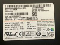 "Samsung CM871a Series 256GB MLC SATA 6Gbps 2.5"" SSD | MZ7TY256HDHP"