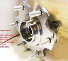 Mitsubishi Shogun Pajero V68/V78  3.2 DiD REAR Hub Wheel Bearing NEW (2000-2006)