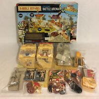 Horrible Histories Exploding Battle Arena 2013 + Extras Of Egyptian Starter Set