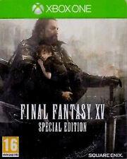 Final Fantasy XV 15 Steelbook Edition (Xbox One) (New) (Uncut) (Quick Dispatch)