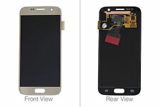 Genuine Samsung Galaxy S7 G930 Gold LCD Screen & Digitizer No LCD Adhesive- GH97