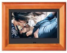 SZSUPER Digital Picture Frame 7 inch Digital Photo Frame with Widescreen ... New