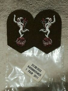 British Army Royal Signals Regiment Sergeant / Staff Sergeant No 2 Patch