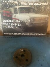 Allis Chalmers Wc Used Good Camshaft Drive Gear U3028 1 Antique Tractor