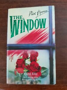 The Window: Point Horror: by Carol Ellis. Paperback. 170 pages. 1993.