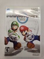 Nintendo Wii Mario Kart  w Game, Case,  **DAILY SHIPPING **