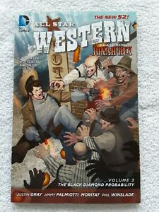 All Star Western Featuring: JONAH HEX vol. 3 (DC, 2013) Paperback
