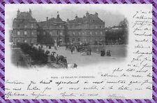 París - el palacio del luxemburgo