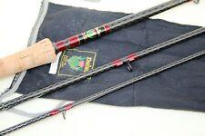 "13-0"" Daiwa Thistle brand Graphite 3 piece Salmon fly fishing rod line # 9-10"