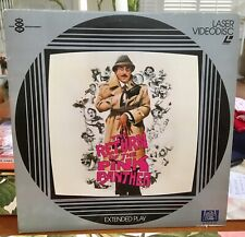 Return of the Pink Panther - LaserDisc LD - Extended Play - 1981