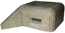 Artmaster 80.487 Bunker Regelbau 681 H0 1:87 Bausatz unbemalt Keramik