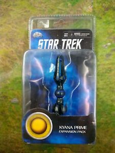 Star Trek Attack Wing KYANA PRIME Expansion Brand New and sealed