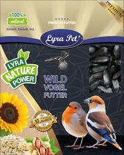 25 kg Sonnenblumenkerne schwarz Vogelfutter Wildvögel Lyra Pet® HK 1 Deutschland